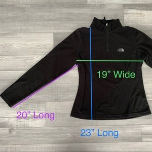 The North Face Tops - The North Face Quarter Zip